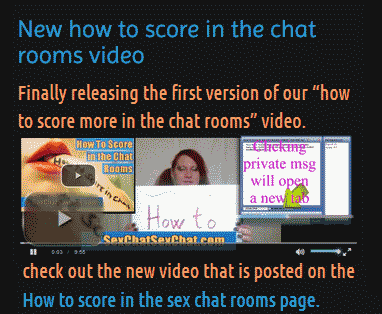 how-to-score-sex-chat-rooms