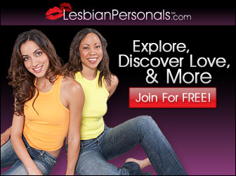 lesbian personals / dating site